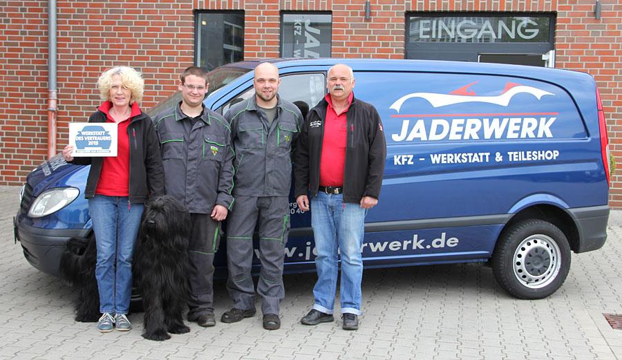 Jaderwerk Team